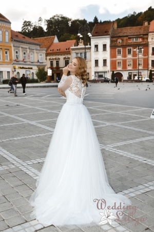Wedding dress №656