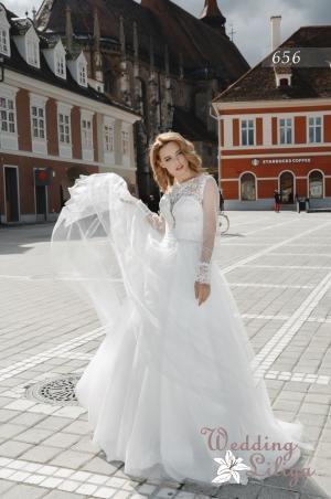 Wedding dress №656