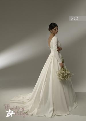 Wedding dress №741