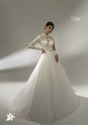 Wedding dress №746