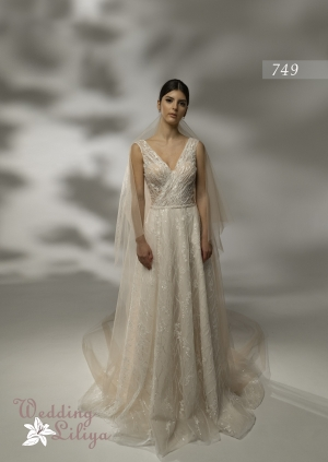 Wedding dress №749