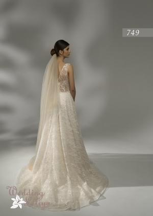 Wedding dress №749