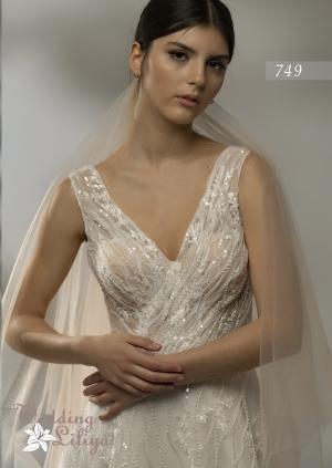 Rochie de mireasa №749