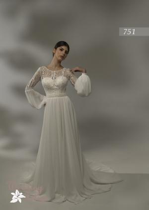 Wedding dress №751