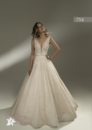 Wedding dress №754