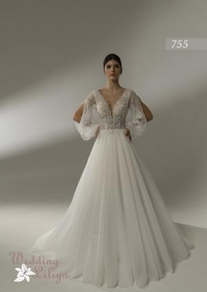 Wedding dress №755