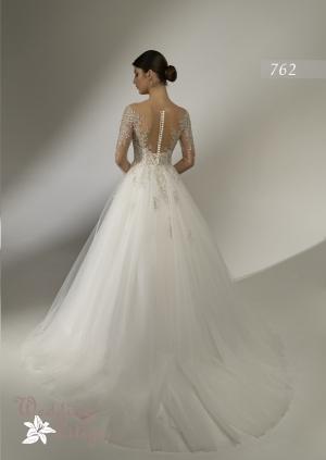 Wedding dress №762