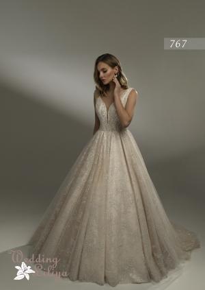 Wedding dress №767