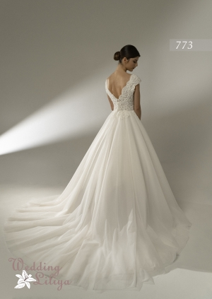 Wedding dress №773