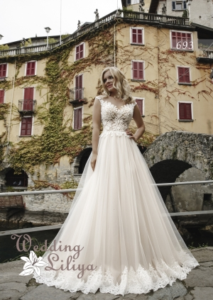 Wedding dress №693