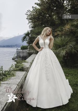 Wedding dress №694