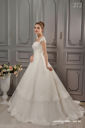 Wedding dress №272