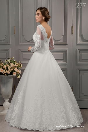 Wedding dress №277