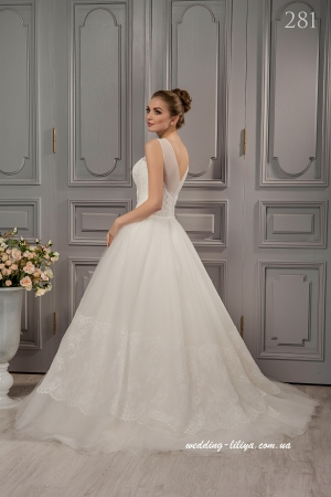 Wedding dress №281