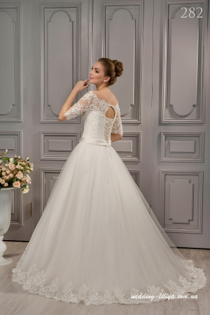 Wedding dress №282