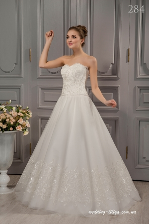 Wedding dress №284