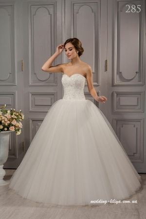 Wedding dress №285
