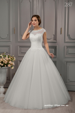 Wedding dress №287