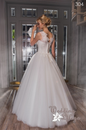Wedding dress №303