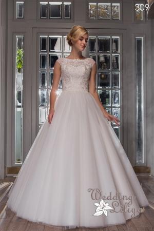 Wedding dress №309