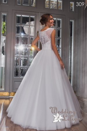 Wedding dress №309