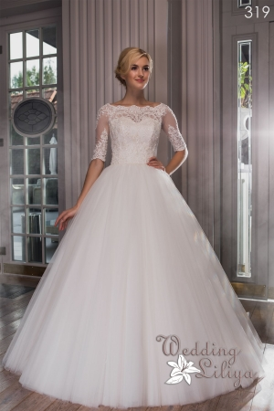 Wedding dress №319