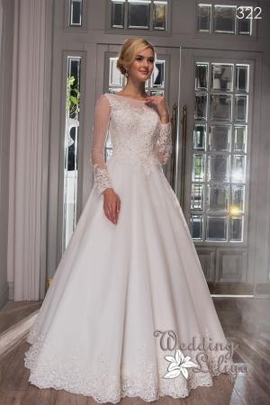 Wedding dress №322