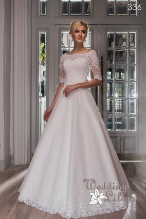 Wedding dress №336