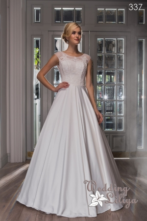 Wedding dress №337