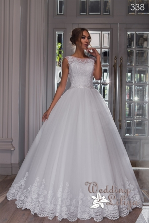 Wedding dress №338