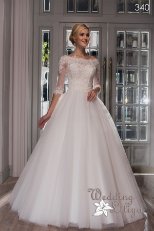 Wedding dress №340