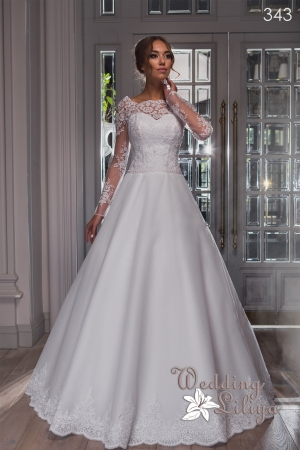 Wedding dress №343