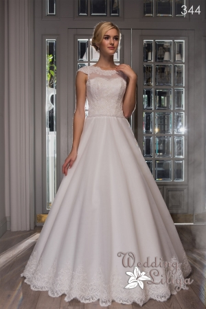 Wedding dress №344