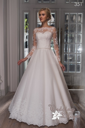 Wedding dress №351