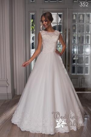 Wedding dress №352