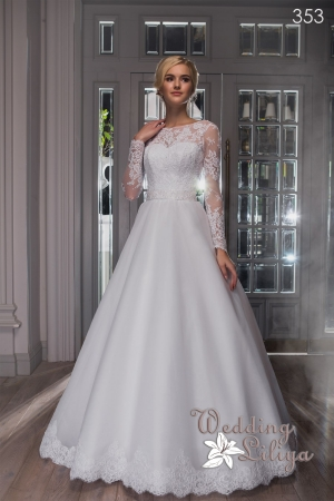 Wedding dress №353