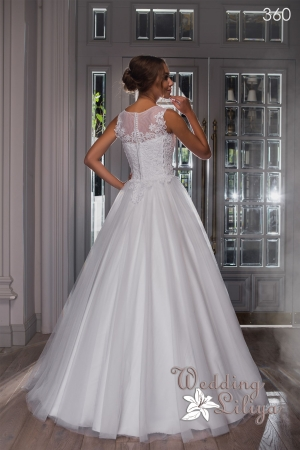 Wedding dress №361