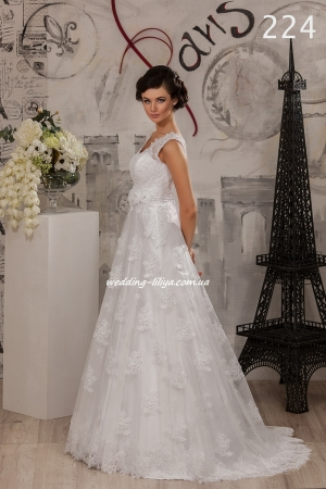 Wedding dress №224