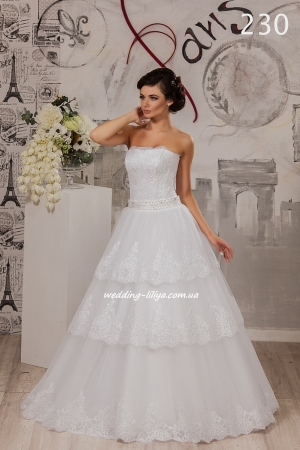 Wedding dress №230