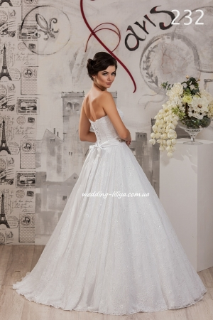 Wedding dress №232