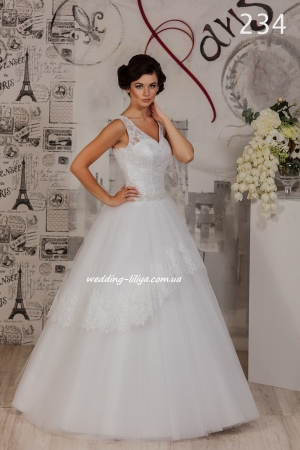 Wedding dress №234