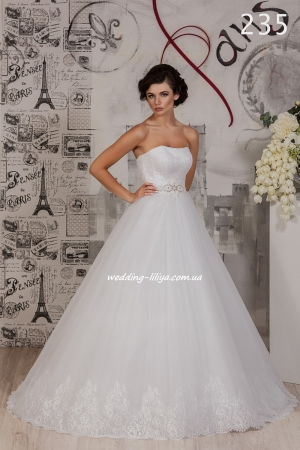 Wedding dress №235