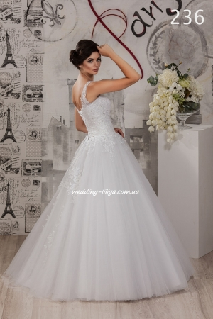 Wedding dress №236