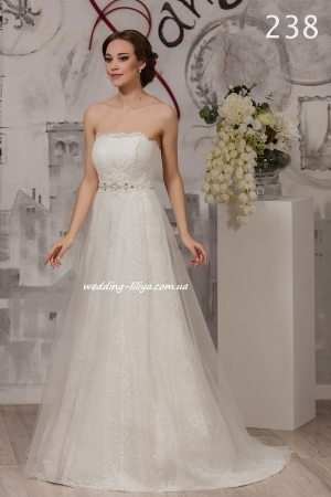 Wedding dress №238