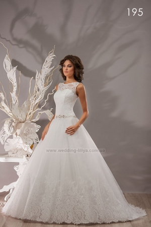 Wedding dress №195