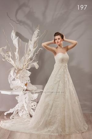 Wedding dress №197