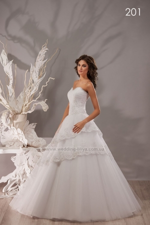 Wedding dress №202
