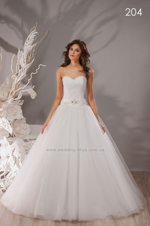 Wedding dress №204