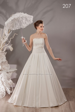 Wedding dress №207