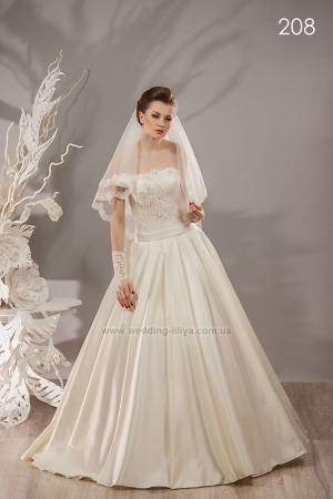 Wedding dress №208